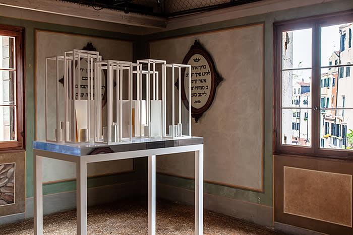 Sukkah (2019). Jewish Museum, Sukkah Room