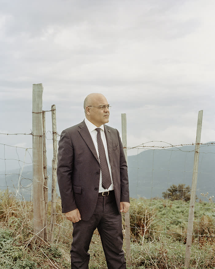 'With profit margins as high as 2,000 per cent, why sell drugs or carry out robberies?' Giuseppe Antoci, former president of the Nebrodi National Park