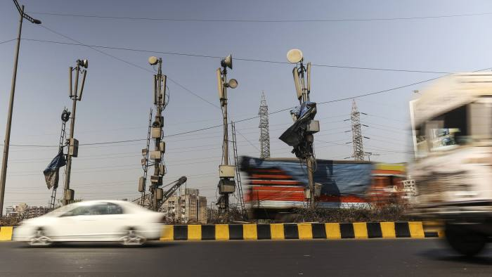 India's largest mobile operators agree $14 5bn