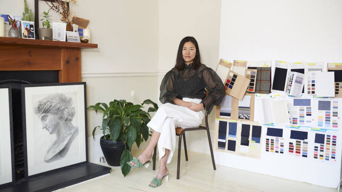 How Fashion Designers Create Collections In Quarantine Financial Times