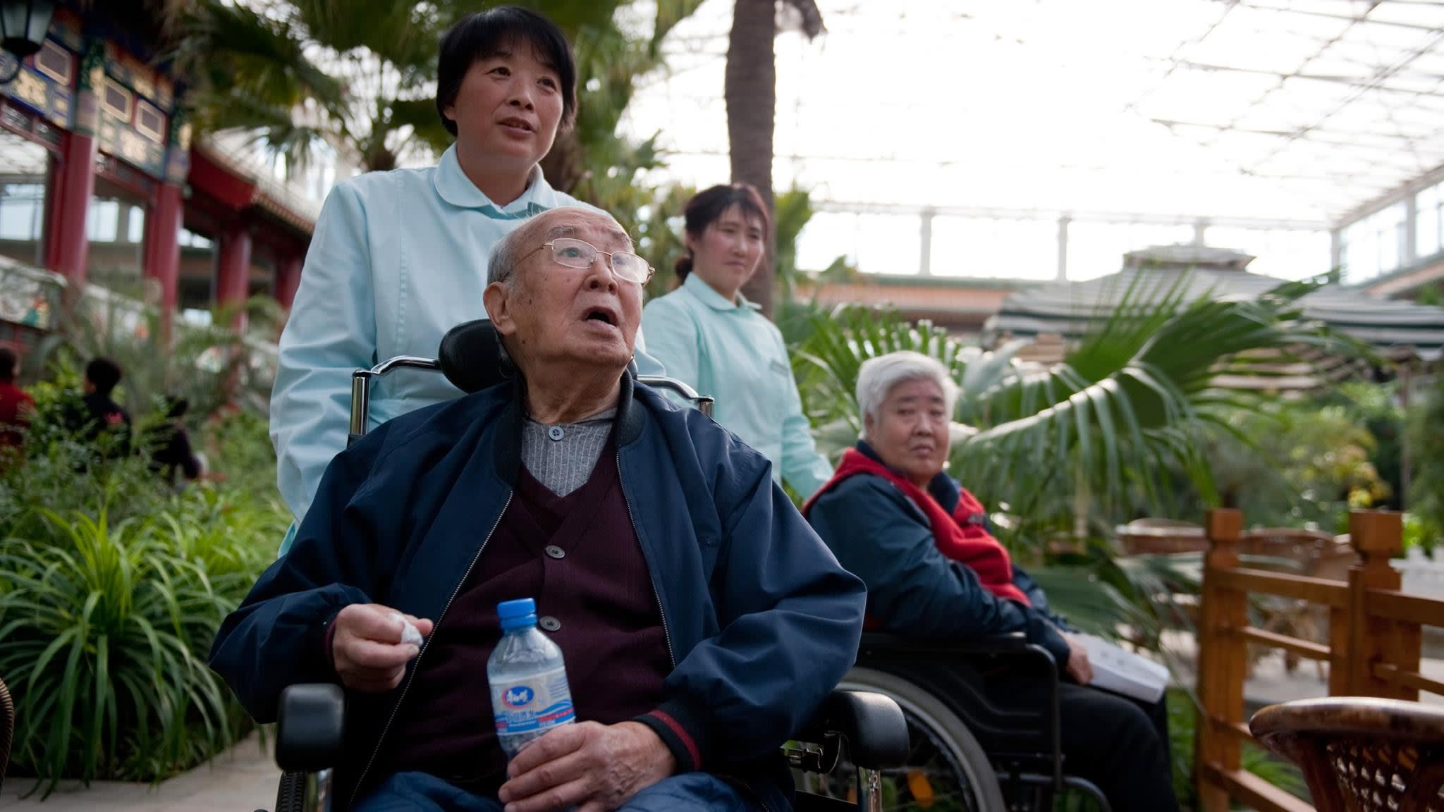 The Silver Economy: Japan sets template for private sector care | Financial Times