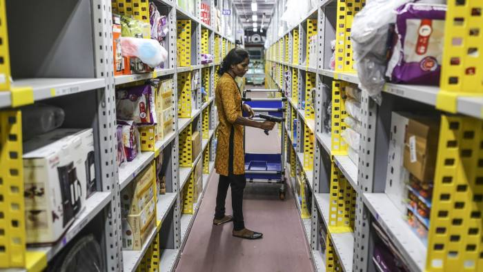 India S Ecommerce Law Forces Amazon And Flipkart To Pull Products Financial Times