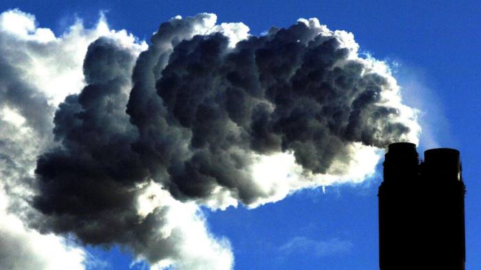 Uk Government Accused Of Hypocrisy Over Emissions Financial Times