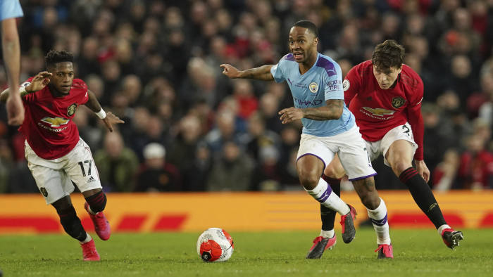 English Premier League suspends all football matches | Financial Times