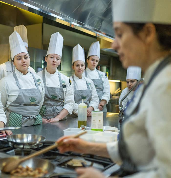 Cooking Class Castello di Ugento