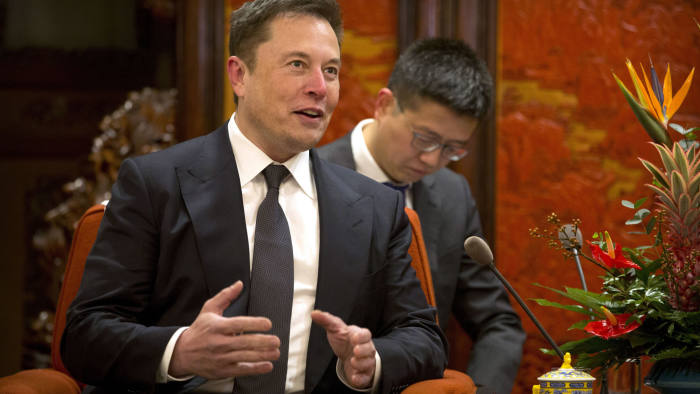 Tesla's troubles mount as finance chief quits | Financial Times