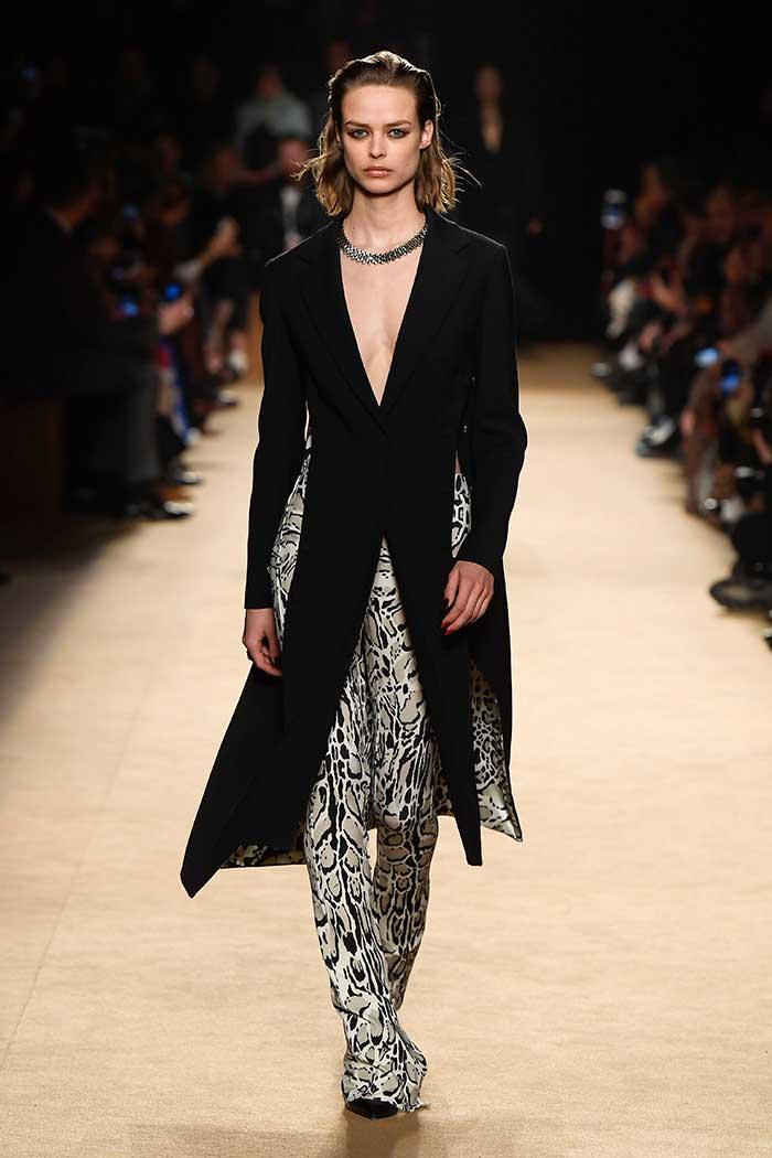 Roberto Cavalli AW18 Milan Fashion Week