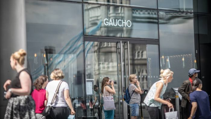 Bank Rescue Brings Gaucho Out Of Administration Financial
