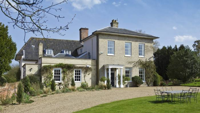 MONEY - Holland House, Huntington for sale Pictures provided by Savills estate agents, John Murphy