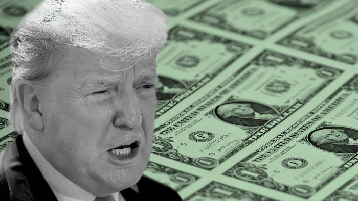 Trump's currency war rhetoric persists as Powell prepares to act | Financial Times