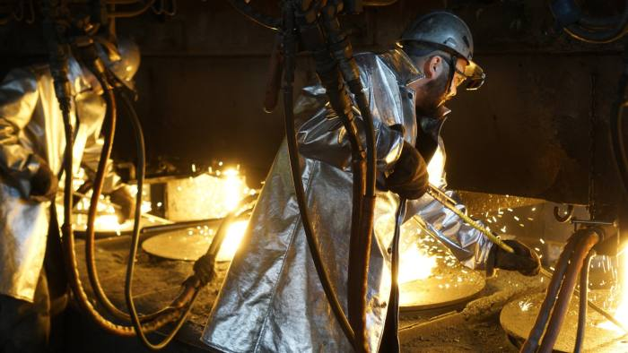 Demand for steel has been depressed globally, hit by faltering economic growth due to a rumbling US-China trade war