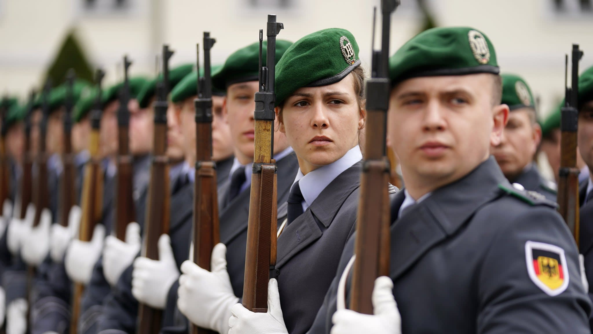 Germany's low defence spending weakens Nato | Financial Times