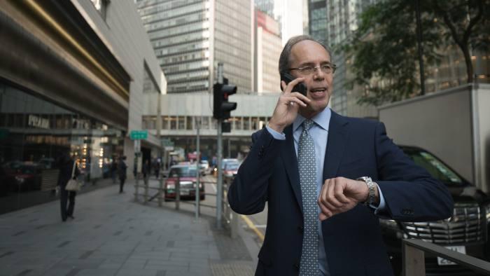 James Kaplan, CEO of Tai Ping Carpets. Photographed in Hong Kong