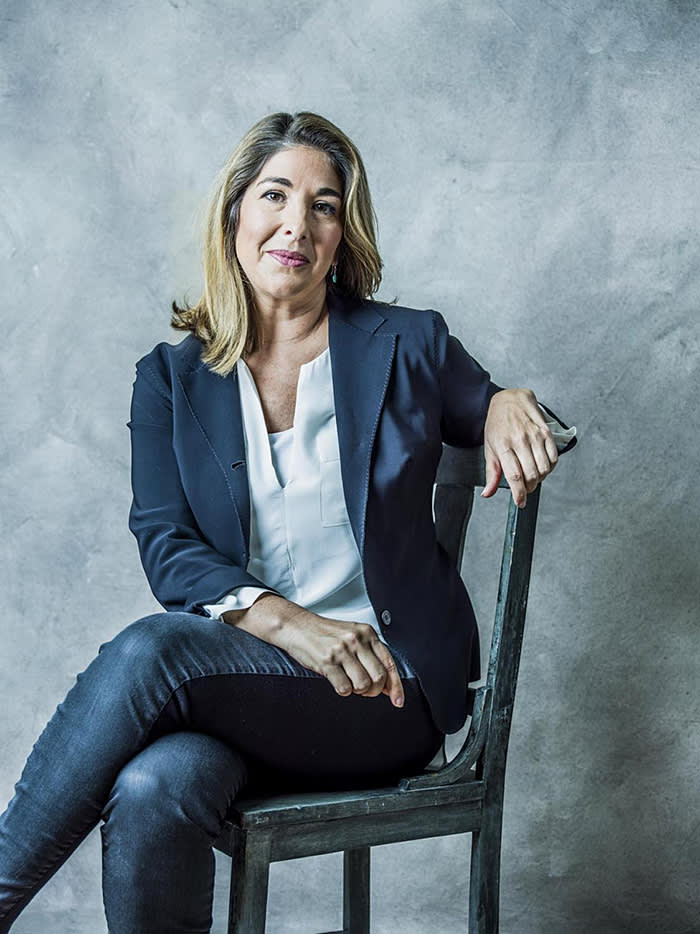 Naomi Klein: 'I'm driven by three emotions: love, terror and rage'    Financial Times
