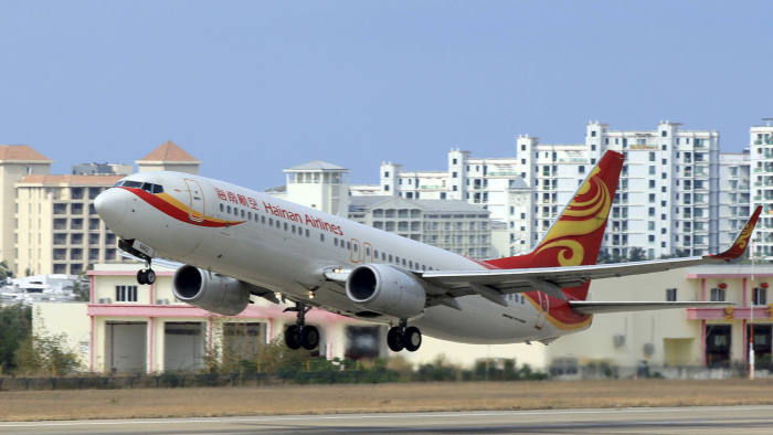HNA debt drag forces deviation from flight plan | Financial Times