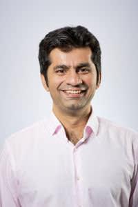 Mudassir Sheikha, CEO