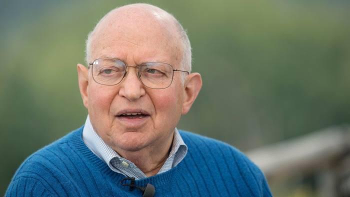 American economist Martin Feldstein died on Tuesday, aged 79