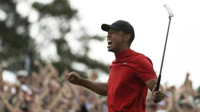 fb193385d72ed Tiger Woods completes comeback with Masters victory