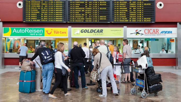Why Airport Car Hire Is Ripe For Change Financial Times