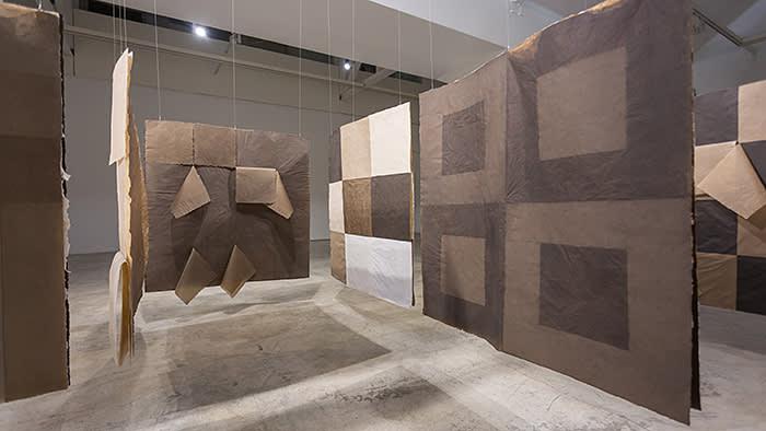Pinaree Sanpitak's 'The Walls' (2019)