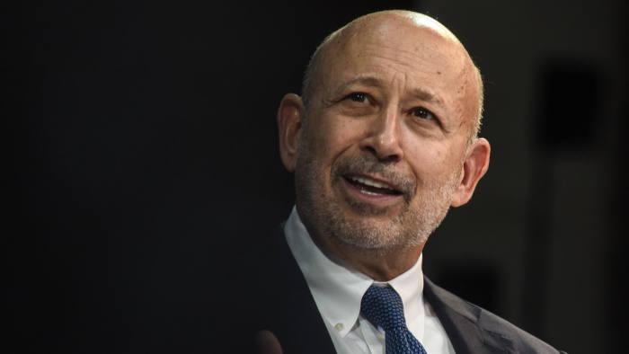 Goldman Sachs's Lloyd Blankfein met 1MDB's Jho Low in 2012