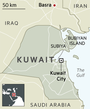 Investors in Kuwait call for land and labour | Financial Times