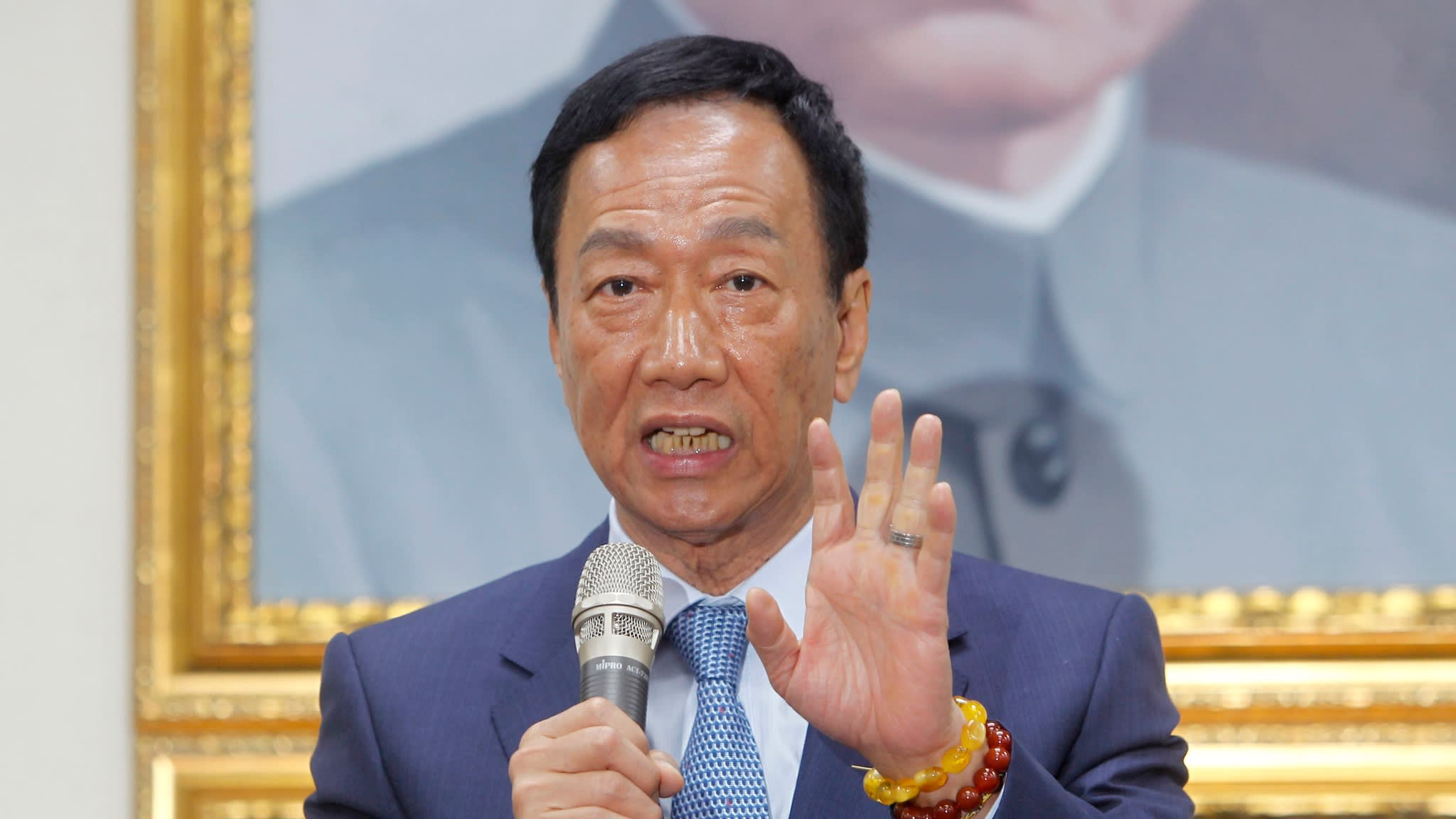 Foxconn reports 42 per cent dive in first-quarter revenue   Financial Times