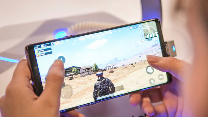 Tencent pulls popular PUBG mobile game in China | Financial Times