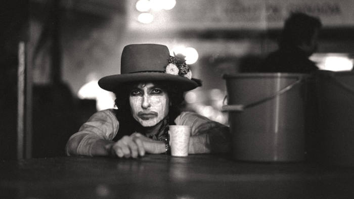 Rolling Thunder Revue — is Martin Scorsese's new Bob Dylan