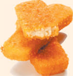 Photo of a hashbrown