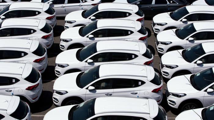 South Korea urges Trump to drop threatened car tariffs | Financial Times