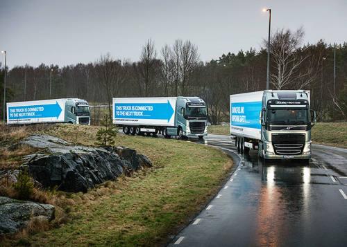 Trucks headed for a driverless future | Financial Times