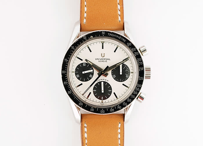 The watch nicknamed after Nina Rindt