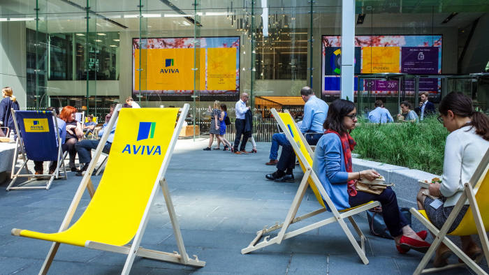 Aviva To Break The Loyalty Penalty For Home And Car Insurance Financial Times