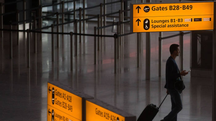 Ferrovial to sell UK support services unit Amey separately