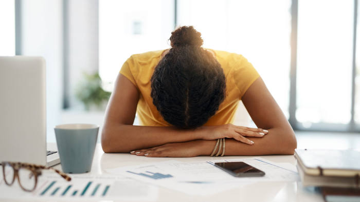 Recognition: The World Health Organization now defines burnout as a syndrome