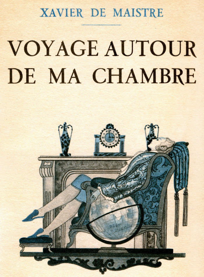 A 1926 edition of De Maistre's book; it was originally published in 1994