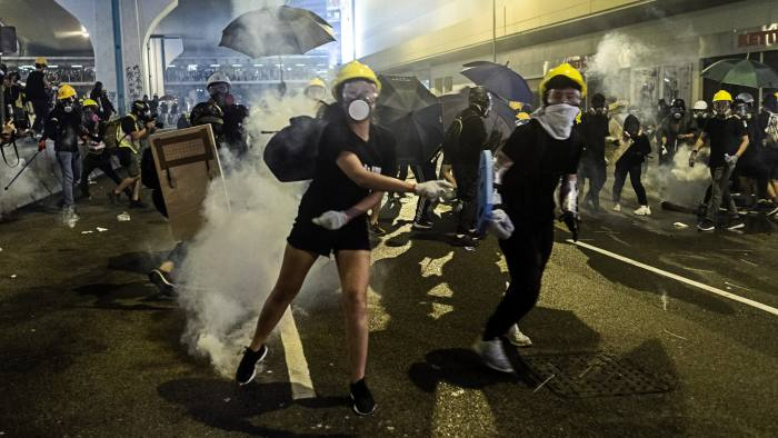 Why Hong Kong's protesting youth are so angry | Financial Times