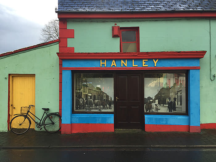 Hanley's Emly, Co. Tipperary Our Type Series by Trevor Finnegan