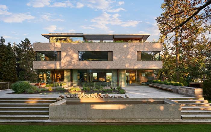 Seven-bedroom villa in Hanspaulka, €11m through Christie's