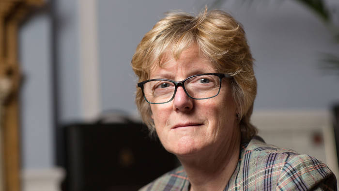 Prof Dame Sally Davies Chief medical officer for the NHS for Ft Health at Work Mag