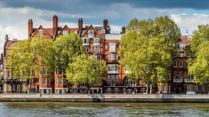 Chelsea S Property Market Slows Down Financial Times
