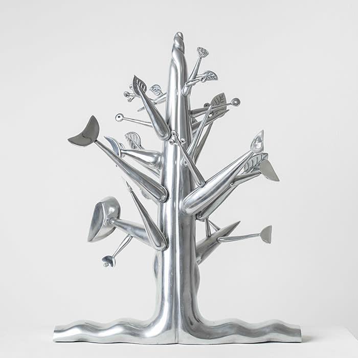 Ibrahim El-Salahi's 'Meditation Tree'