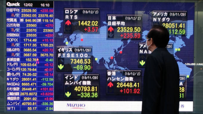 Shake-up in Japanese stocks poised to drown out ...