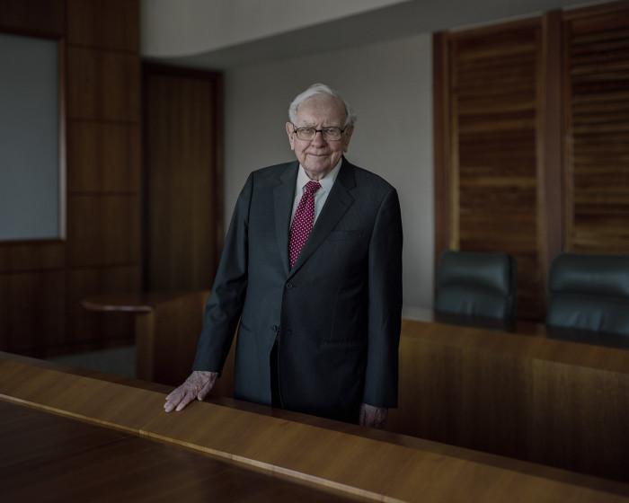 Warren Buffett: 'I'm having more fun than any 88-year-old in