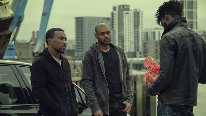 'Top Boy', starring Ashley Walters and Kane Robinson (Kano). Netflix
