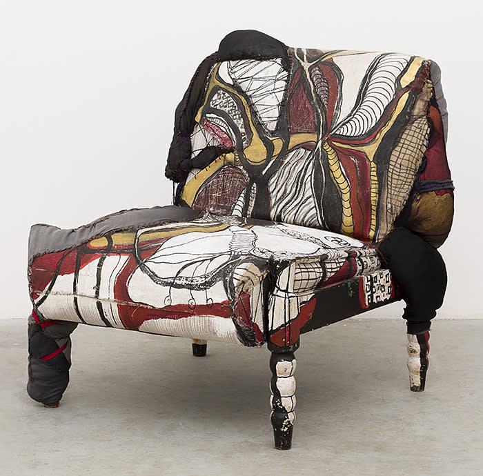 Sonia Gomes' 'Cadeira' (2009)