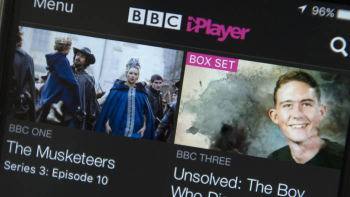 Ofcom approves BBC streaming plan for iPlayer   Financial Times