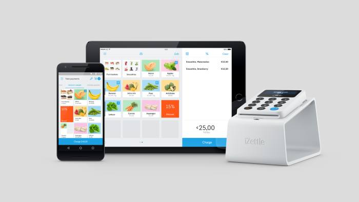 PayPal snaps up payments rival iZettle for $2 2bn   Financial Times