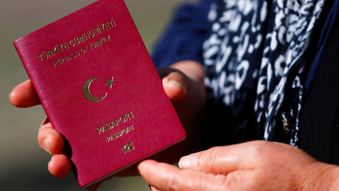 Turkish passport demand soars as rules relaxed | Financial Times